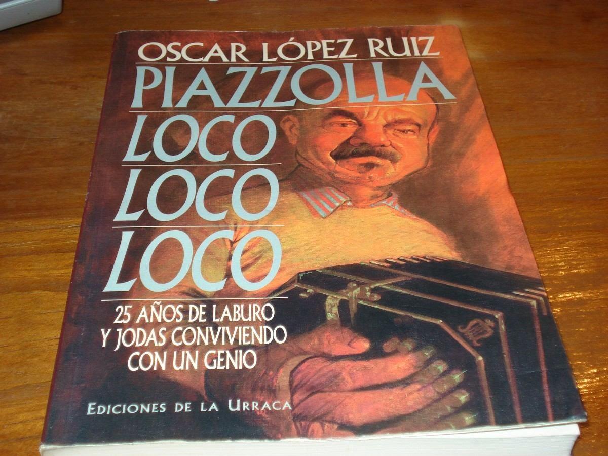 Piazzolla libro